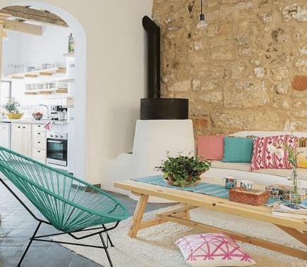 Cadeiras para sala - Acapulco 3