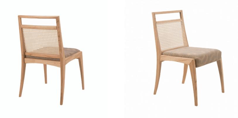 Cadeiras para sala - Palhinha