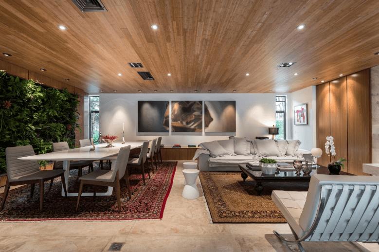 Ambientes Integrados - Estar e Jantar