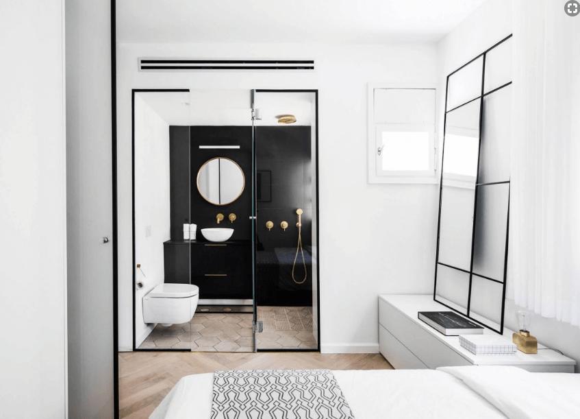 Ambientes Integrados - Espelho Wood