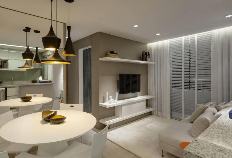 Ambientes Integrados - Sala de TV