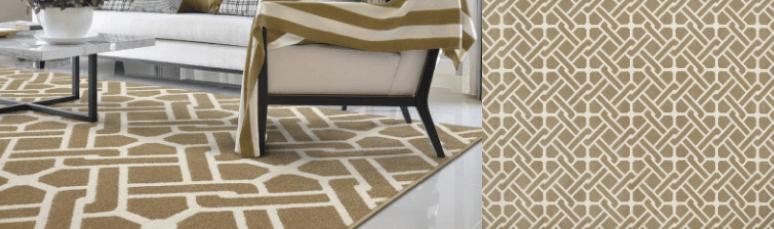 estilo de decoracao tapete capri