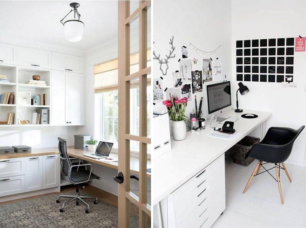 Home Office Cadeira de Escritório Cromo - Cadeira Eames Wood