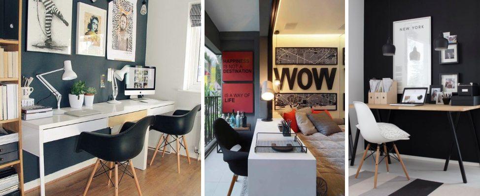 Home Office - Cadeira Eames