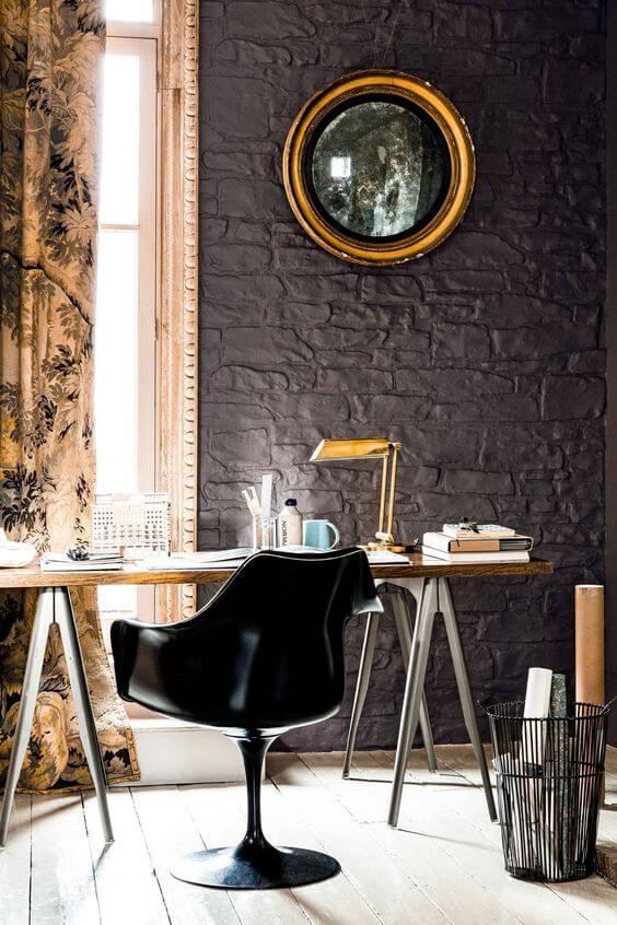 Home Office - Cadeira Saarinen com Braço
