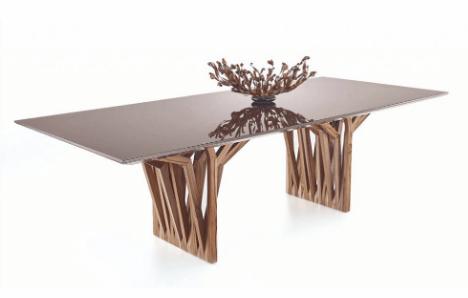 tampo para a mesa jantar - Mesa de jantar Radi - LIV Decora