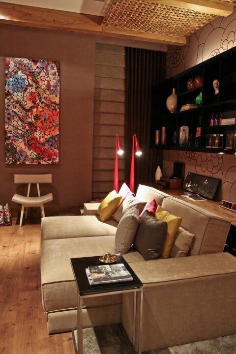 Dicas incríveis para se inspirar na decoração de salas pequenas!