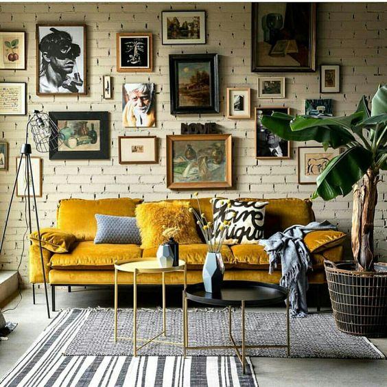 como decorar um loft