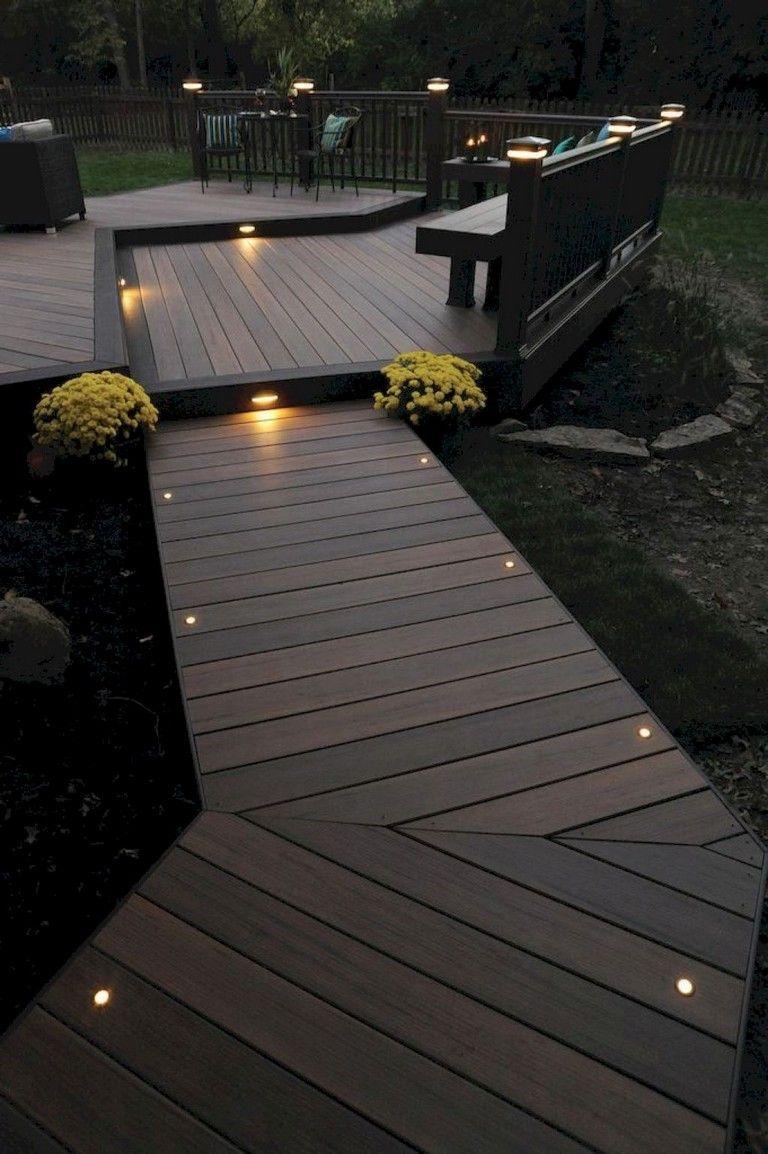 38 Amazing Backyard Patio Design Ideas
