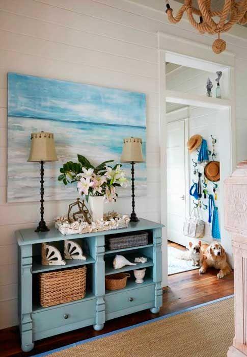 Tudo que voce precisa para criar uma decoracao de casa de praia incrivel