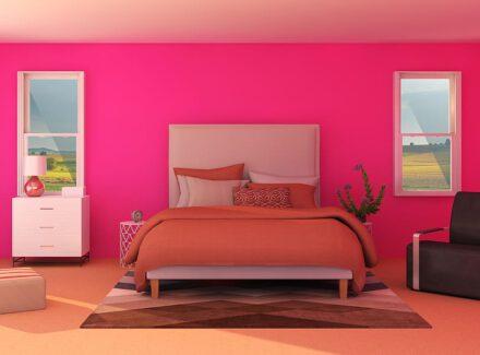 8 dicas imperdíveis para criar um quarto rosa!