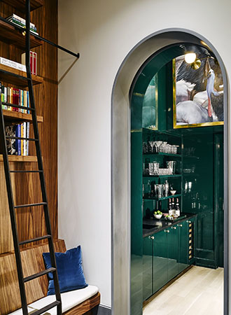 elegant home bar ideas
