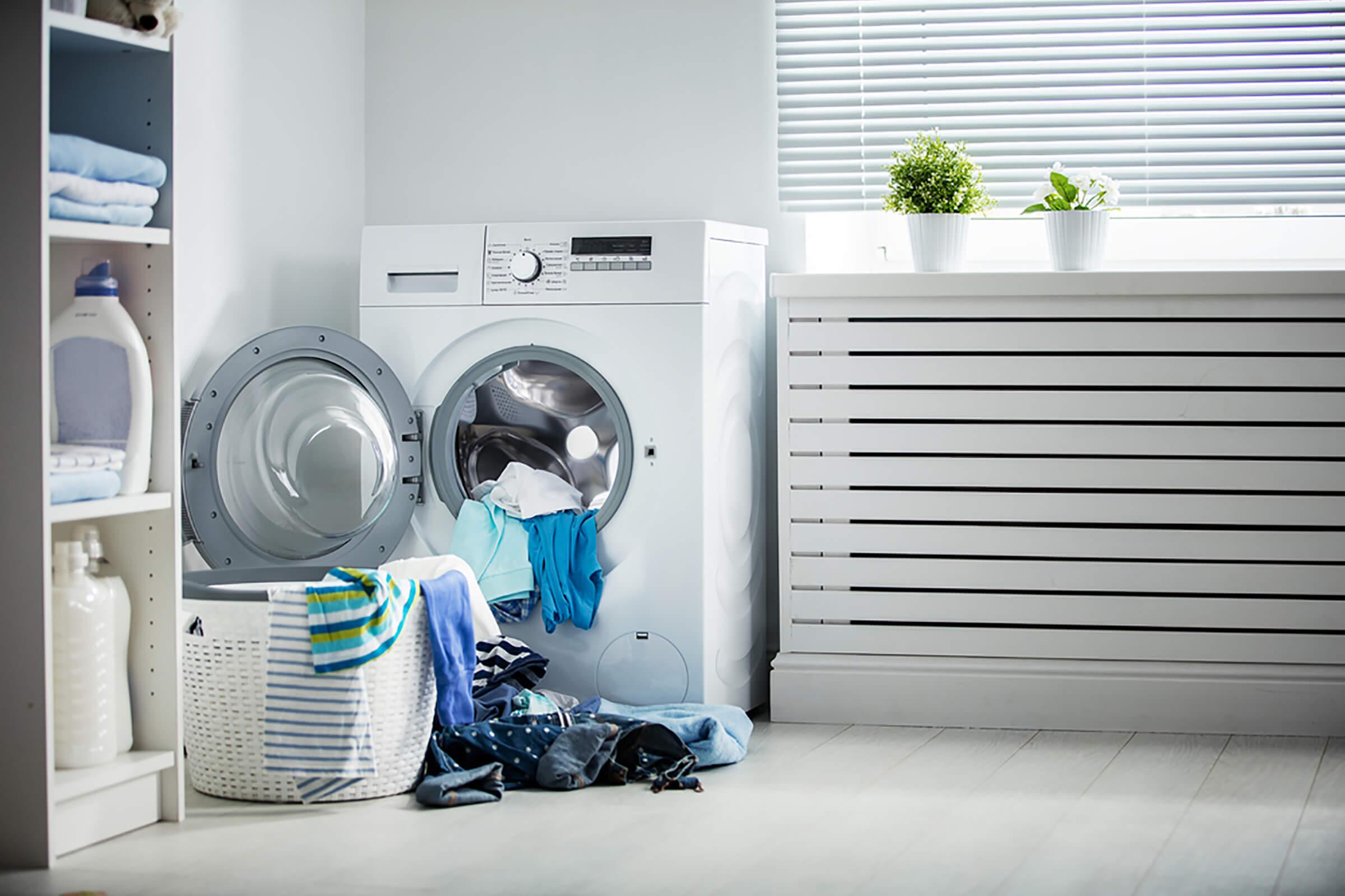 Decoração da lavanderia: 8 ideias maravilhosas + inspirações!