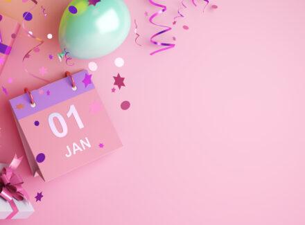 Mais de 7 ideias para comemorar o ano novo em casa! Vem 2021!