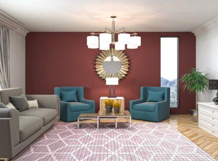 Como escolher o tapete para casa? Medidas, estilos, texturas e mais!
