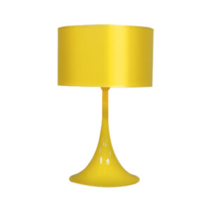 Abajur Modena Amarelo