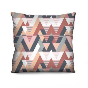 Almofada Estampada Colors Triangle