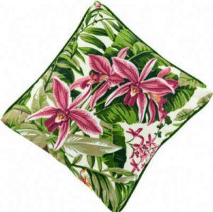 Almofada Estampada Flores