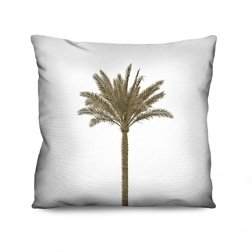 Almofada Estampada Palm Beach