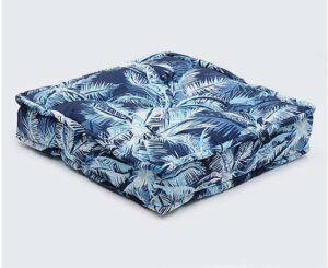 Almofada Futton Blue Hawaii