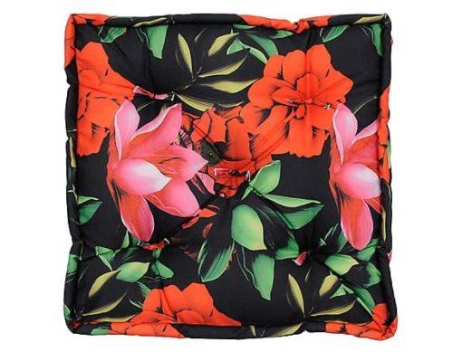 Almofada Futton Red Flowers