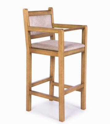 Banqueta Alta Cadeira Refeição Infantil Guima