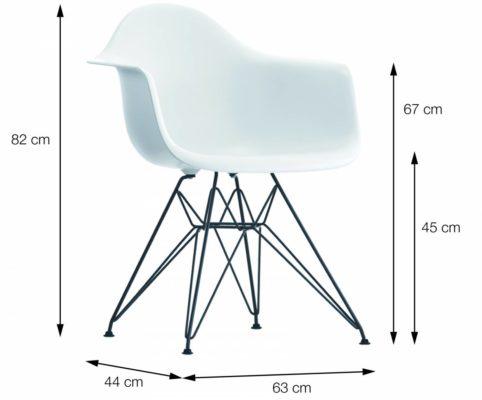 Cadeira Eames Eiffel
