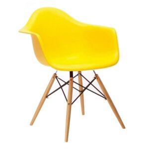Cadeira Eames Wood