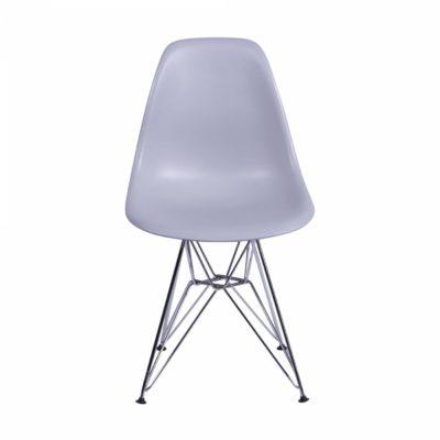 Cadeira Eiffel Base Metal