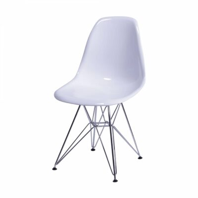 Cadeira Eiffel PC Base Metal