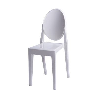 Cadeira Ghost Sem Braço