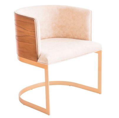 Cadeira Giorgio Madeira