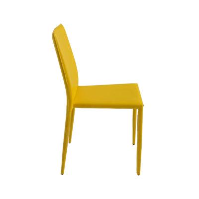 Cadeira Joe Couro Ecológico