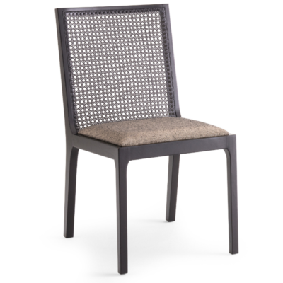 Cadeira Pucon Palhinha Preta