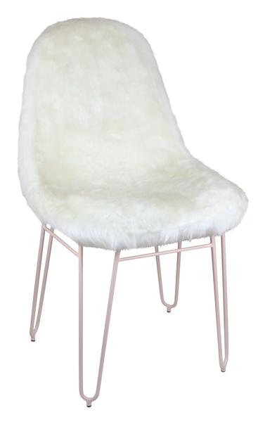 Cadeira Smart Pele Sintética Branca