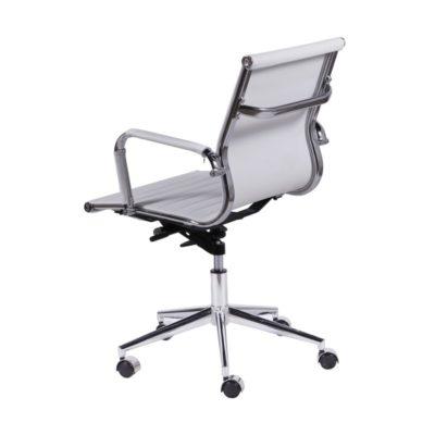 Cadeira de Escritório Cromo Baixa CB