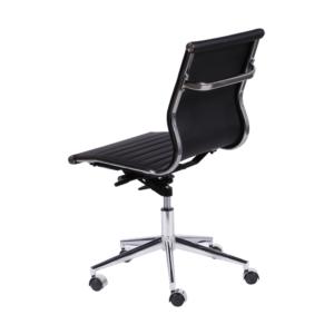 Cadeira de Escritório Cromo Baixa SB