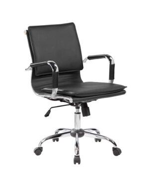 Cadeira de Escritório Esteirinha Soft Marrom