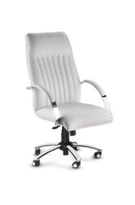 Cadeira de Escritório Office Bartolomeu branca