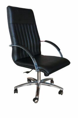 Cadeira de Escritório Office Bartolomeu Preta