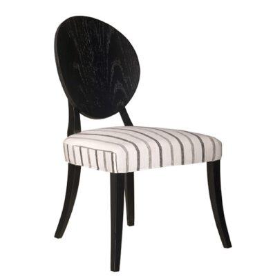 Cadeira de Jantar Milk Black