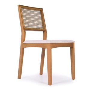 Cadeira de Jantar em Tela Portuguesa Mawi