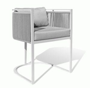Cadeira para Área Externa Elvira Cordão