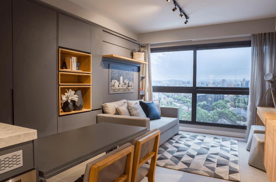 - Empreendimento: LIV - Apartamento decorado - Projeto: Daniela Azevedo Arquitetura@danielaazevedoarquitetura