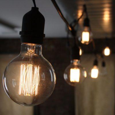 Lâmpada de Filamento Carbono – EDG95