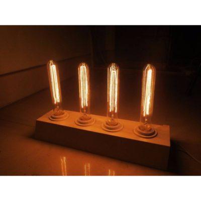 Lâmpada de Filamento Carbono – T30
