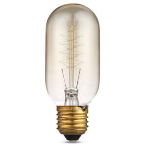 Lâmpada de Filamento Carbono - T45