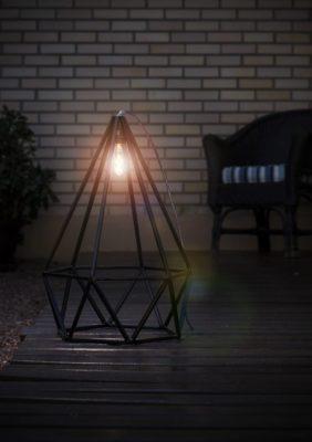Luminária de Chão Black Balloon