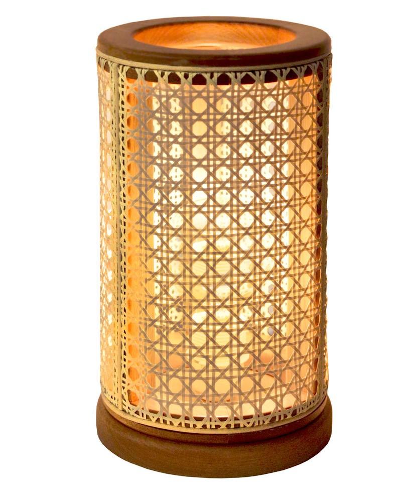 Luminária de Mesa Redonda Mini Zen