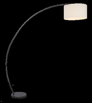 Luminária de Piso Coluna Arco